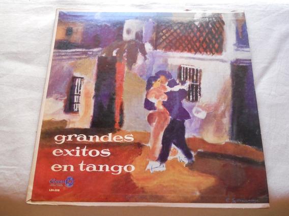 Disco Grandes Exitos En Tango.