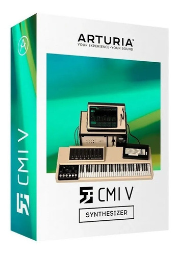 Software Arturia Cmi V Licencia Oficial Original Cuotas
