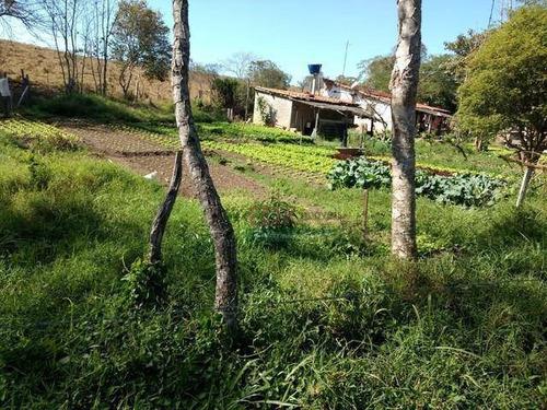 Imagem 1 de 5 de Chácara Com 1 Dormitório À Venda, 36700 M² Por R$ 509.000 - Freitas - São José Dos Campos/sp - Ch0465