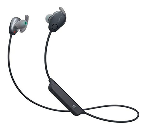Sony Wi-sp600n Negro Premium Impermeable Bluetooth Inalambr