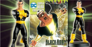 Figuras Superheroes Dc Nacion - N 36 Black Adam