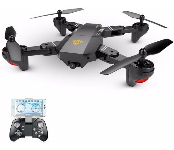 Drone Visuo Xs809hw Câmera Wifi Fpv 2.4g Super Promoção