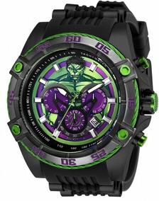 Invicta Marvel Hulk 26808 Leia A Descrição