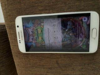 Galaxy S6 Display Queimado