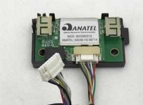 Placa Sensor Wiffi Tv Semp Tcl 49u7800 - Rod