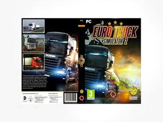 Euro Truck Simulator 2 Pc - Steam Key - Webpay