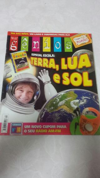 Revista Gênios Ano 1 Número 4