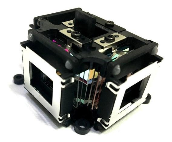 Núcleo Do Prisma Projetor Sony Vpl Ex7 Com Polarizadores