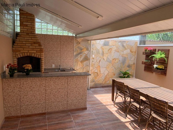 Casa No Condomínio Garden Resort - Jardim Shangai - Jundiaí - Ca03137 - 67606795