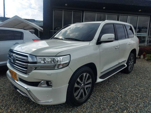 Toyota Land Cruiser 200 2019 4.5 Vxr Fl