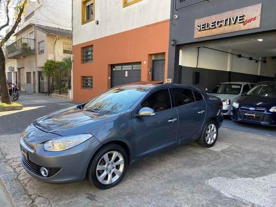 Renault Fluence 2011 2.0 Privilege Cvt 6ta Excelente Estado
