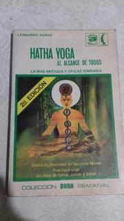 Hatha Yoga Al Alcanze De Todos