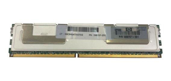 Memória Servidor Smart 2gb Ddr2 5300f 667mhz Ecc