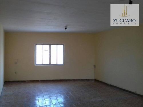 Sala Comercial Para Locação, Jardim Pinhal, Guarulhos - Sa0507. - Sa0507