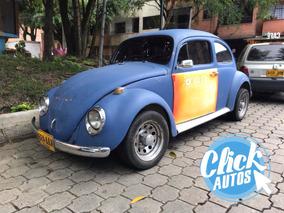 Volkswagen Escarabajo Cc1600 Mecánico Modelo 1961