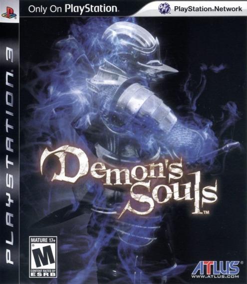 Demons Souls Ps3 - Midia Digital