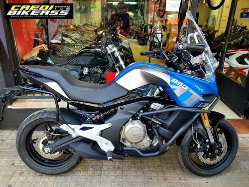 Cf Moto Mt 650