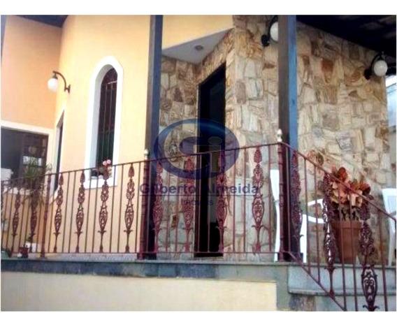 Casa 4 Quartos A Venda Condomínio Gramado Na Taquara - J-69740 - 3506149