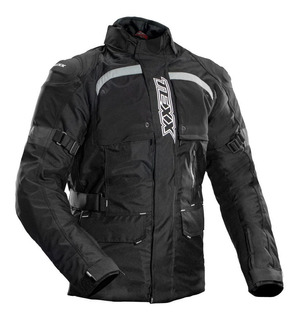 Jaqueta Texx Armor Masculina Airbag Edition Black M