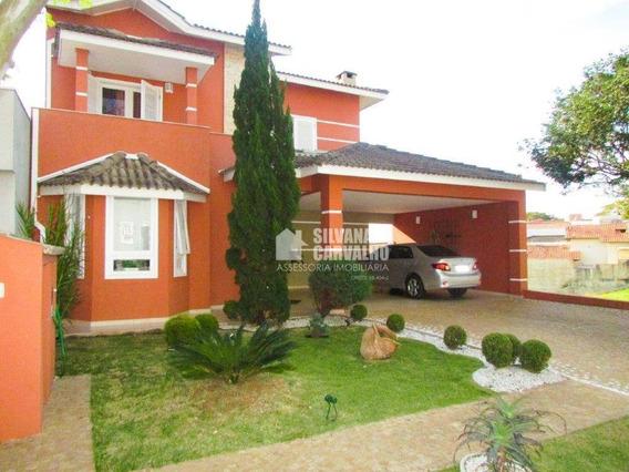 Casa À Venda No Condomínio Portal Da Vila Rica Em Itu/sp - Ca7753