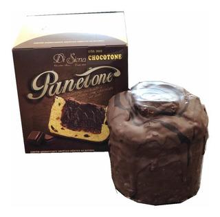 Chocotone Recheado De Mousse De Chocolate