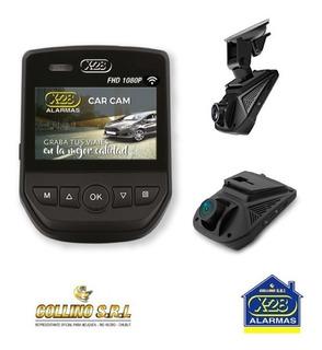Car Cam X-28 Cámara Para Vehículo Sensor Sony En Español X-28 Alarmas