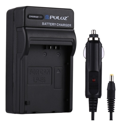 Puluz Camara Digital Cargador Bateria Vehiculo Para C14z