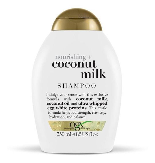 Shampoo Ogx Coconut Milk 250 Ml