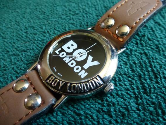 Boy London Reloj Vintge Retro