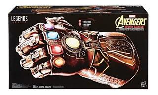 Guantalete Infinito Electronico De Thanos De Marvel Legends