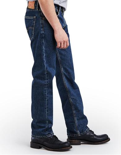 Pantalon Levi S 505 Hombre Regular Fit Original Mercado Libre