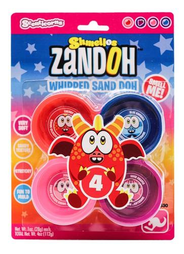 Masa Scenticorn Zandoh Arena Texturada C/aroma Pack X4 70530