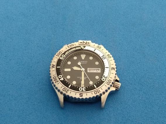 Relógio Casio Diver 200m Md-708 Muito Raro Made In Japan