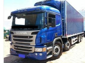 Scania P 310 Em Ótimo Estado C/ Transf De Divida