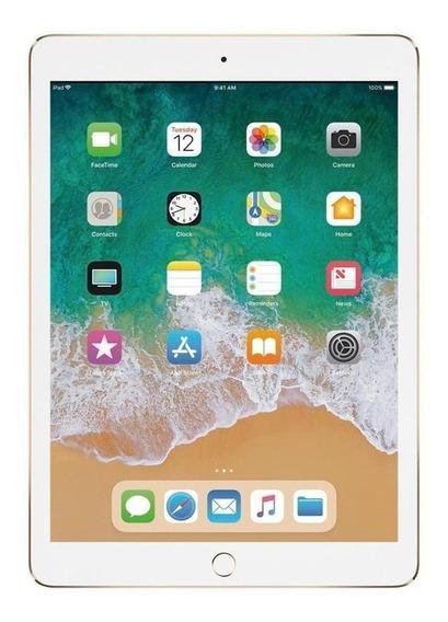 """IPad Apple iPad 5ª Generación A1822 9.7"""" 128GB gold com memória RAM 2GB"""