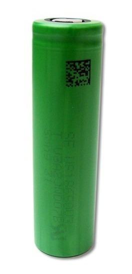 10 Bateria Recarregável 3.7v Li-ion Litio Lanterna Tatica