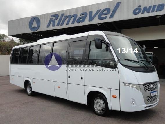 Micro Ônibus Rodoviário Volare Dw9 Ano 13/14 32 Lugares