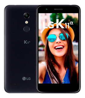 Smartphone Lg K11 Alpha Preto 16gb Câmera 8mp 4g