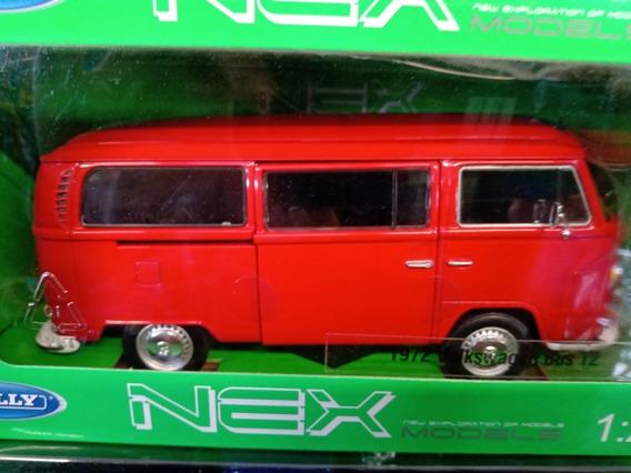 Camioneta Volkswagen Bus T2 1972