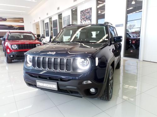 Jeep Renegade 2021  Anticipo $655.230 + Cuotas De $13.917