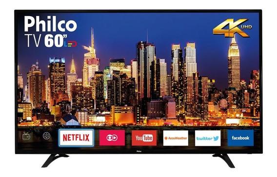 Tv Led Smart 4k 60 Polegadas Philco Bivolt Ph60d16dsgwn