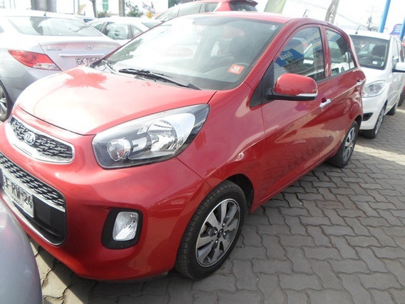 Kia Motors Morning Ex 1.2 Full Equipo Mec Año 2017