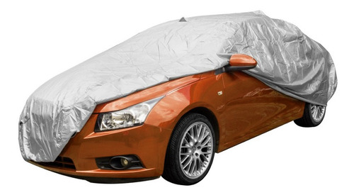Imagen 1 de 7 de Cubre Auto Impermeable Lona Cubre Auto  Con Felpa Interior