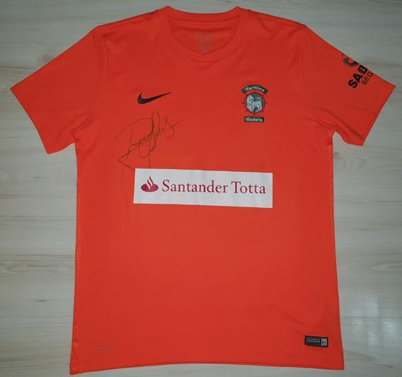 Camisa De Goleiro Do Club Sport Marítimo Madeira 2017 Nike