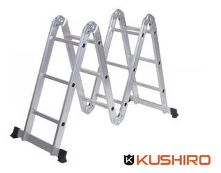 Escalera Multiprosito 3 X 4 Kushiro