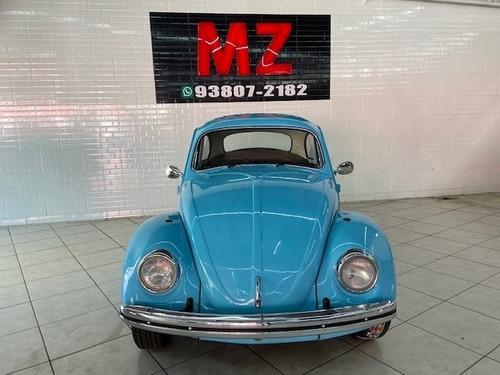 Fusca 1972 1500 Azul Gasolina