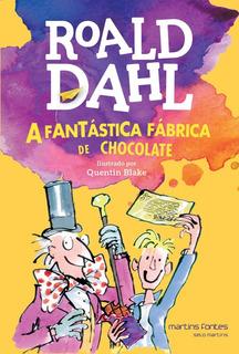 Fantástica Fábrica De Chocolate, A