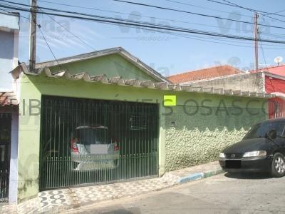 Ref.: 8617 - Casa Terrea Em Osasco Para Venda - V8617