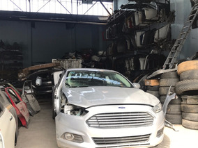 Ford Fusion 2015 En Partes Refacciones