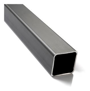 Tubo Estructural Cuadrado 10x10 (esp 1,25mm)- 6 Mts De Largo